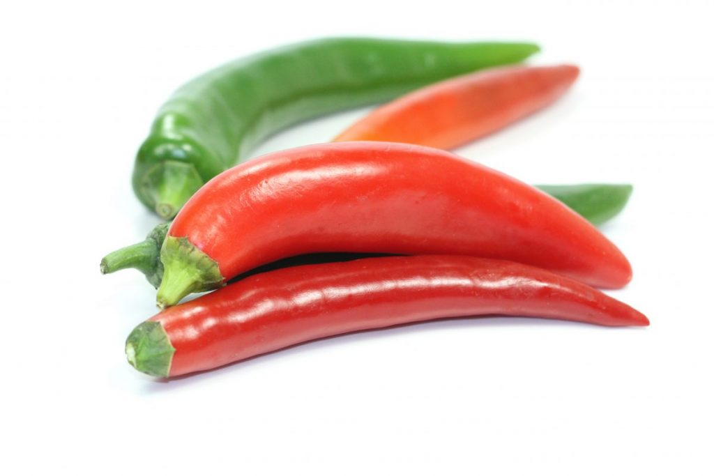 La Capsaïcine contenu dans le piment bio est un anti cancer naturel puissant comme les amandes amères d'abricot bio